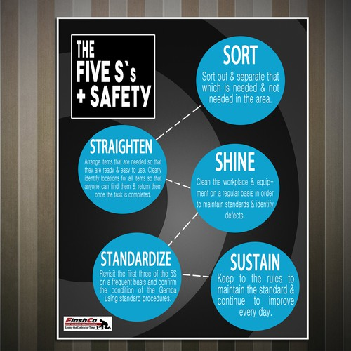 Flashco 5s Safety Program Poster Contest