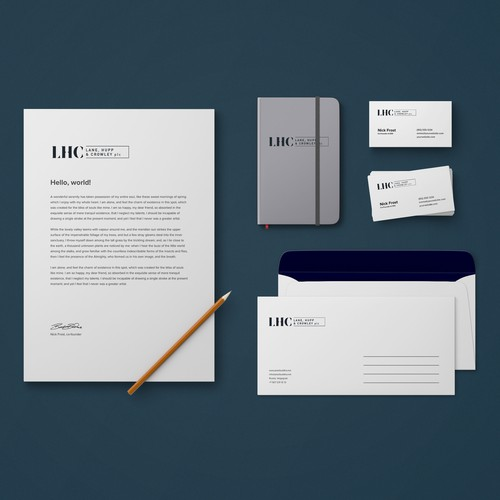 Runner-up design by HeroLabs