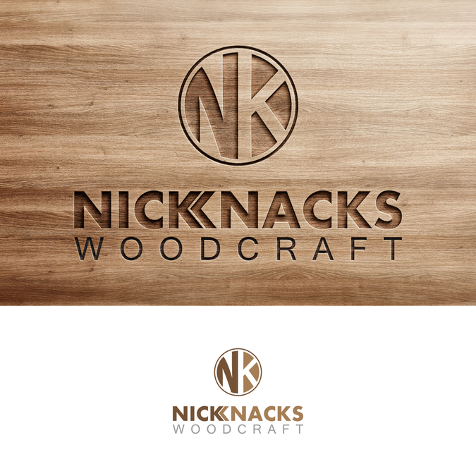 Need A Brilliant Logo Designed For A Start Up Woodworking Company