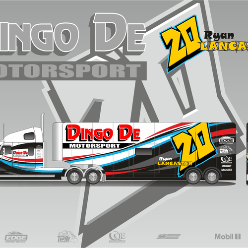 Runner-up design by YLD Concepts