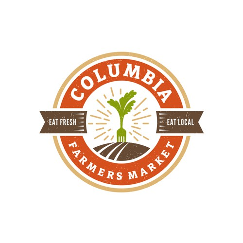 Help bring new life to Columbia, MO's historical Farmers Market! Design by DSKY