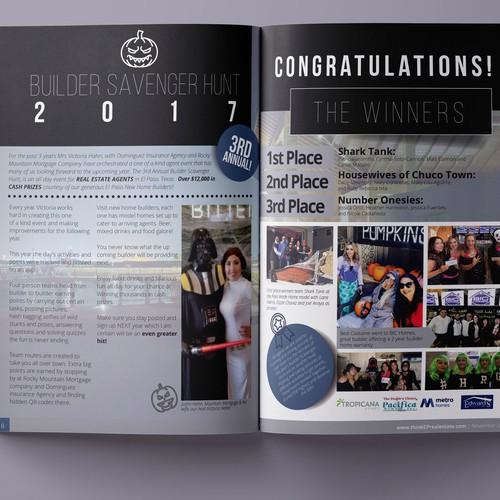 Runner-up design by Splash Design Birmingham