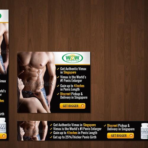 Penis Udvidelsen Bannere Banner Ad Contest-4635