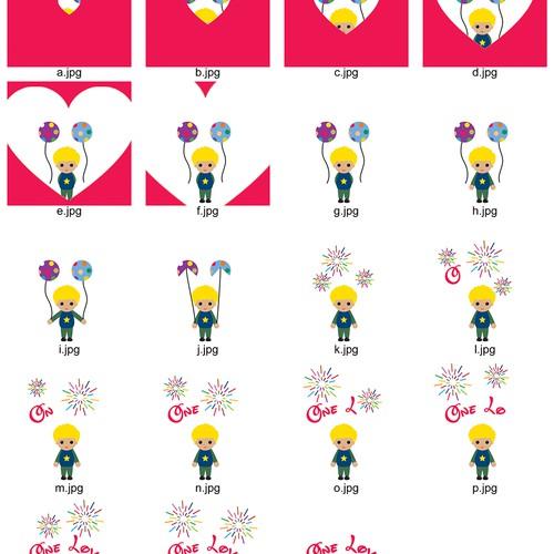 Runner-up design by yumesekai