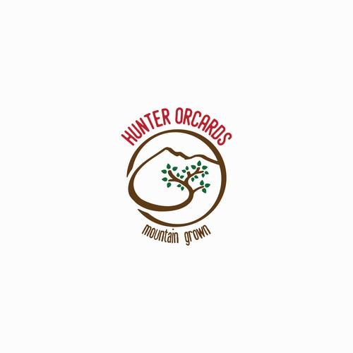 Organic farm seeks logo that evokes a fresh, handmade, yet sophisticated feeling Design by Konstantinos Arg