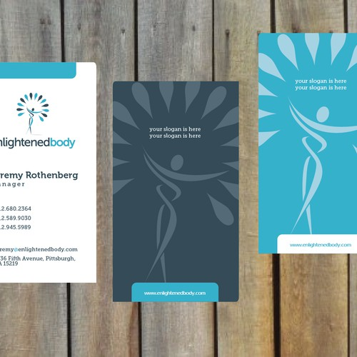 Runner-up design by CreativeHouse