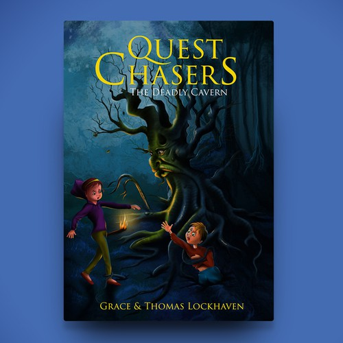 Mystery Book Cover Illustration : Mystery book cover contest