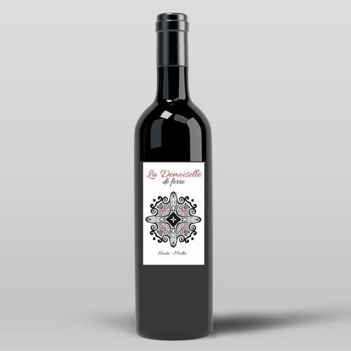 Runner-up design by Simone Bonnett
