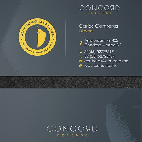 Runner-up design by conceptu