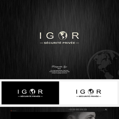 Design finalista por zesthar