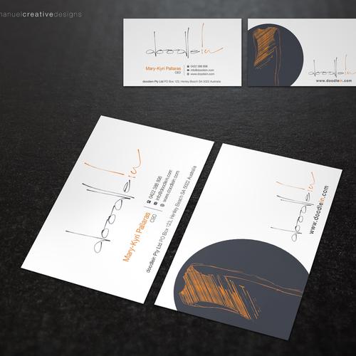 Runner-up design by BertManuel