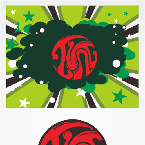 Runner-up design by Psykopet
