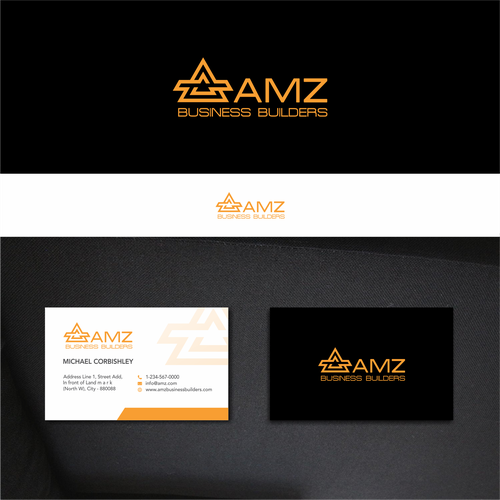 Create a contemporary logo and business card for a coaching company entries from this contest reheart Images