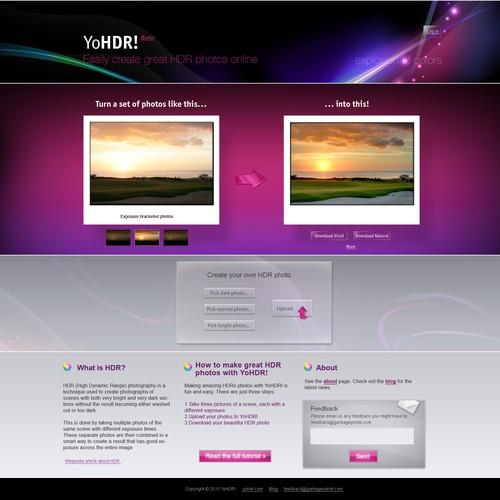 Zweitplatziertes Design von violetaweb