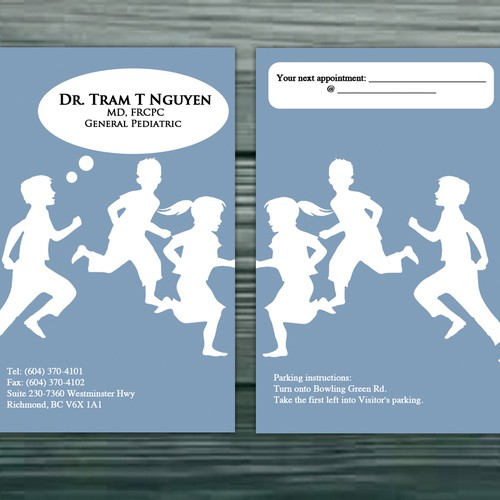 Runner-up design by dfdesigns