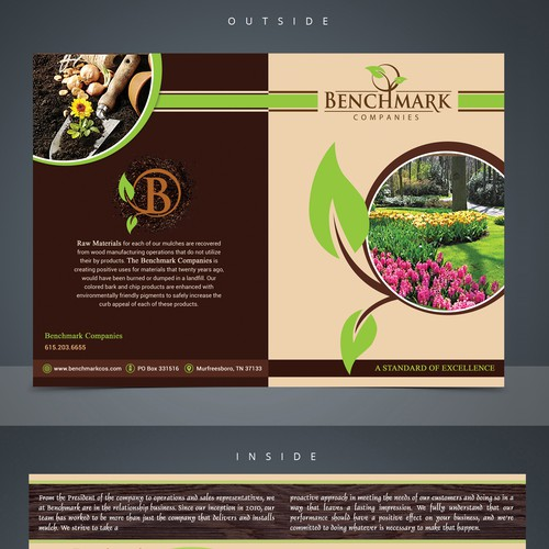 Inspiring Brochure Contests - 99designs