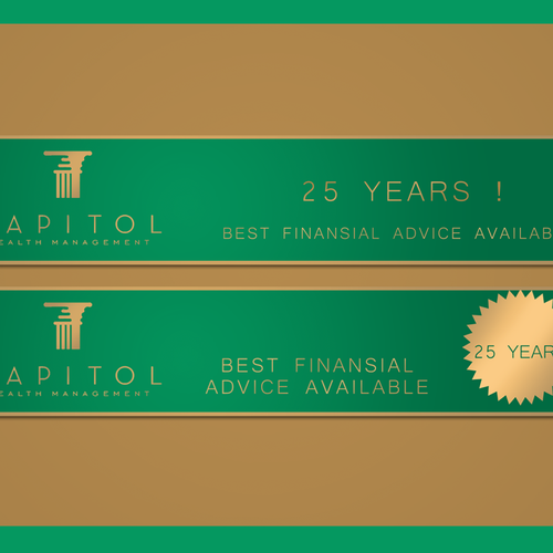 Runner-up design by MAStap