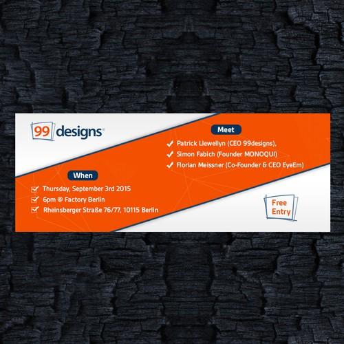 Zweitplatziertes Design von Design Desires !!!