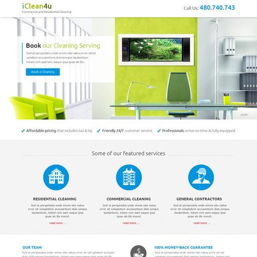 Runner-up design by DesignArc