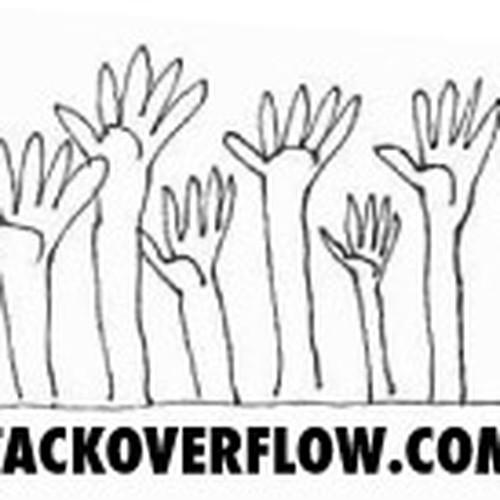 logo for stackoverflow.com Design by CDO