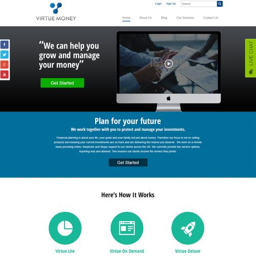 Meilleur design de Renny_Web