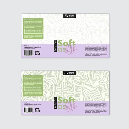 Runner-up design by Noothink