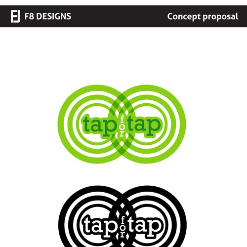 Runner-up design by F8 Designs