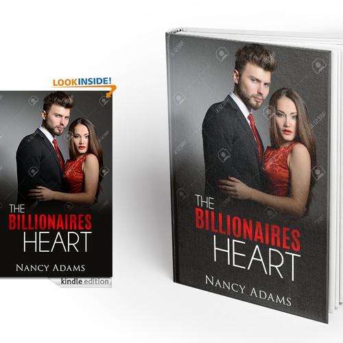 Create Appealing Romance Cover for New Billionaire Romance Trilogy! Design by Zeljka Kojic