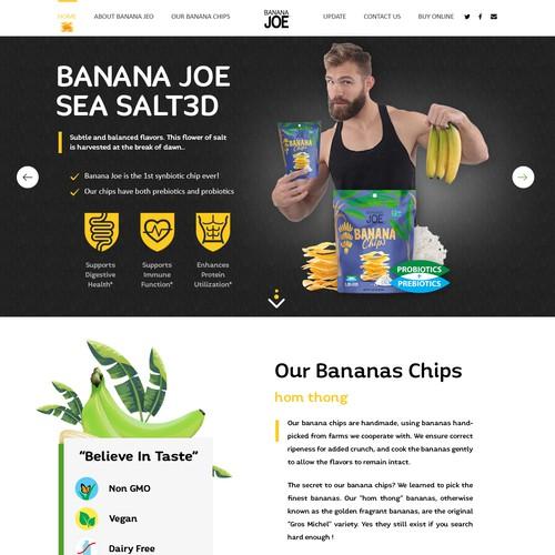 Diseño finalista de Webfolio4u