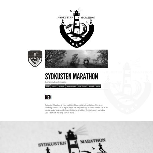 Runner-up design by Shandre