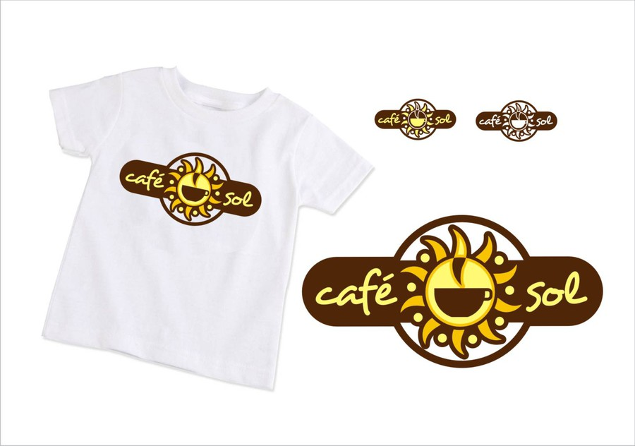Winning design by café