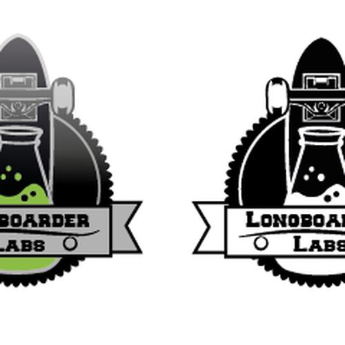 Runner-up design by Inkdrips