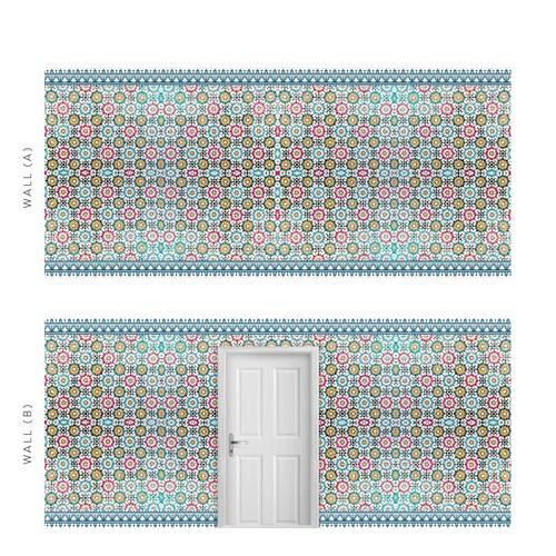 Diseño finalista de Ayah.CreativeDesigns