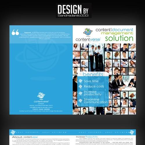 Diseño finalista de Sandradanilo333