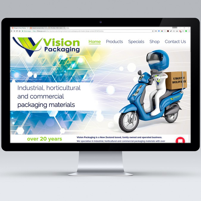 Winning design by AVM Studio