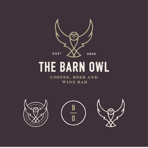 Logo needed for hip, industrial, coffee shop/bar/music venue in Austin, TX. Design by Tmas
