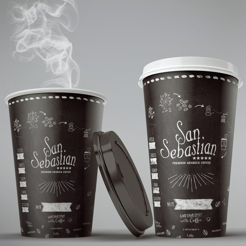 Coffee cup design competition cup or mug contest for Best coffee cup design