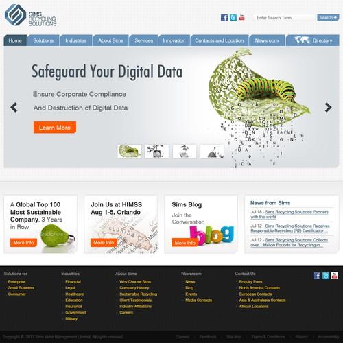Diseño finalista de GDT Design