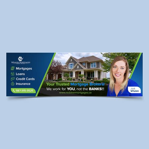 Mortgage Broker Banner Banner Ad Contest 99designs