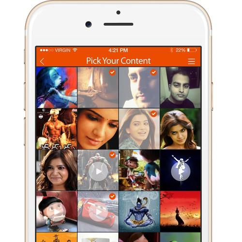 Design finalista por Dhanu25