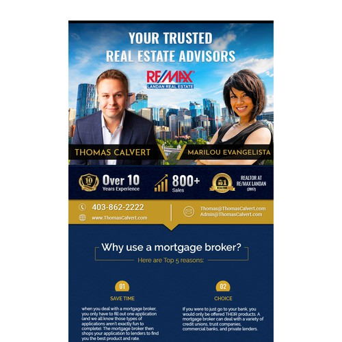 Email Newsletter Ad For Real Estate Agents Banner Ad Contest 99designs