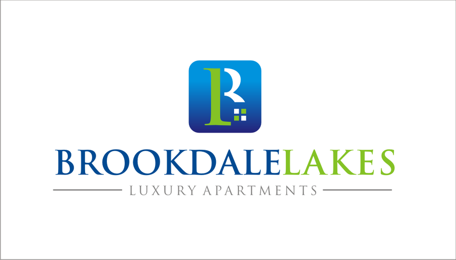 Logo Design For Upscale Newly Renovated Rental Community