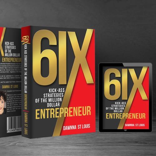 6ix Kick-Ass Strategies of Million Dollar Entrepreneurs | Book cover