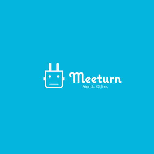 MEETURN – service for meeting new friends - needs a logo! | Concours