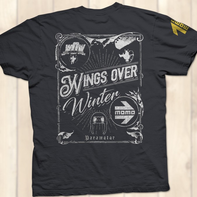 Winning design by spitrod