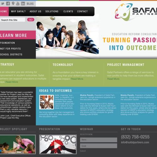 Runner-up design by Splashing