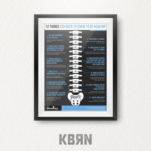 Runner-up design by K B R N .