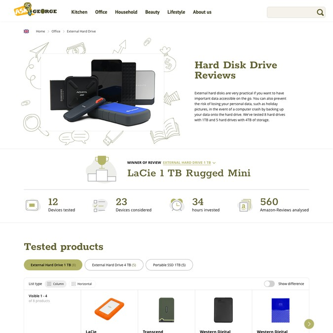 Gewinner-Design von BB8 Studio