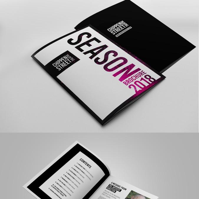 Winning design by Alina's