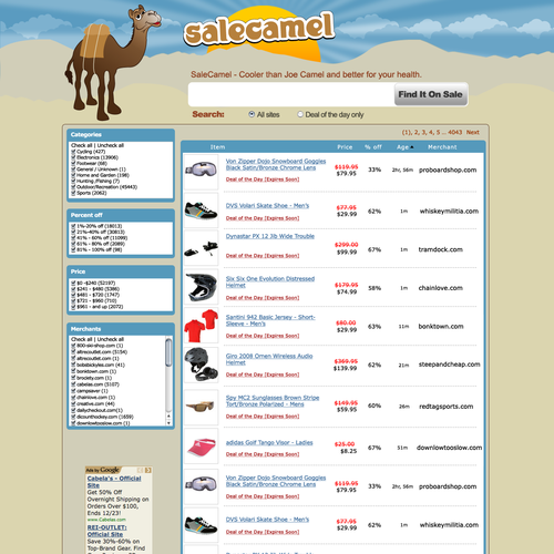 Design finalista por Vector Hero